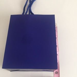 Tacori Other - Small Tacori blue bag